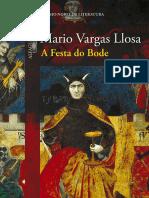 Mario Vargas Llosa a Festa Do Bode