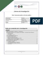 Instrumento Publico y Escrutura Publica