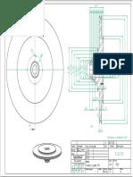 P019 Polea Intermedia-Model