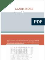 Ballard Score