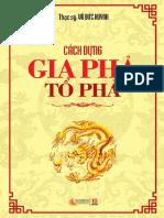 Cach Dung Gia Pha, To Pha