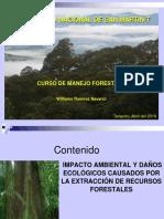 11 Impacto Ambiental y Daños Ecológicos Causados Por La Extracción