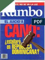 REVISTA RUMBO- 196
