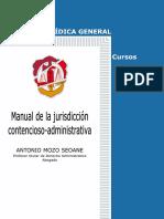 Origen y Evolución de La Jurisdicción Contencioso-Administrativa en España - Antonio Mozo Soane