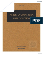 Ginastera Harp Concerto