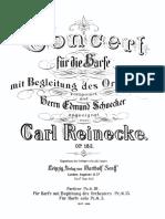 Reinecke Harp Concerto Op.182