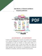 José Mendoza S3 Actividad2 Campaña Publicitaria