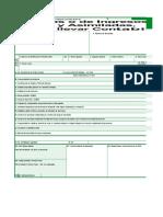 Reporte de Conciliacion Fiscal Anexo Formulario 110 Formato 2516