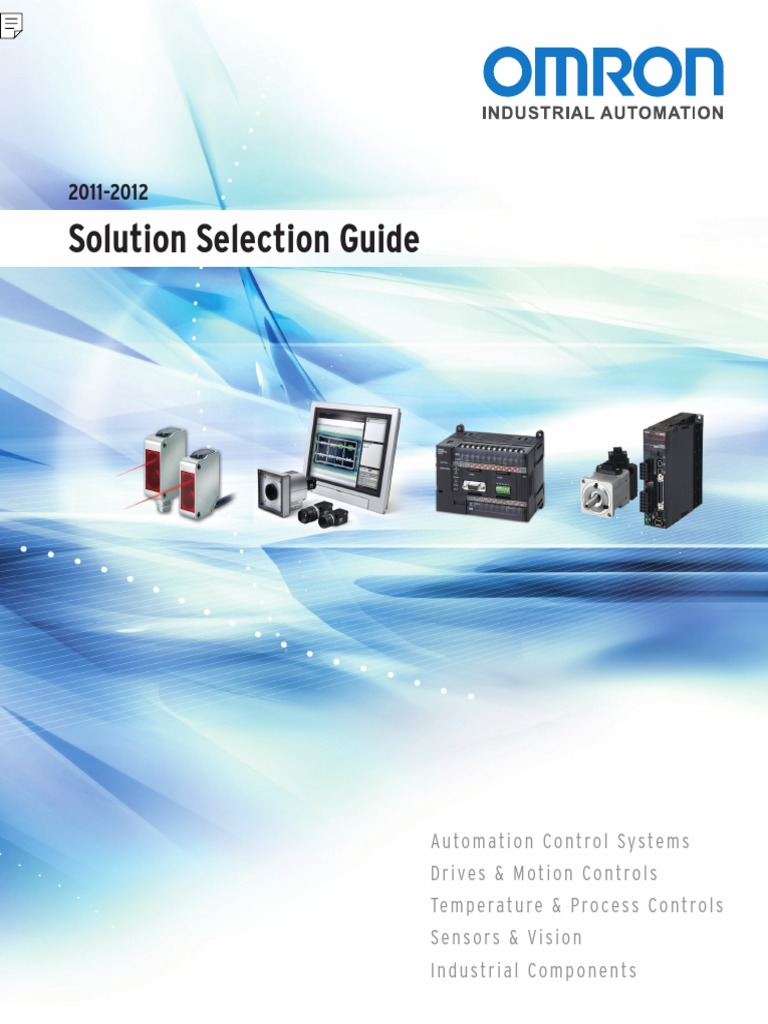 2011 2012 Catalogo Omron | Programmable Logic Controller | Technical Wiring Diagram Omron Counter H Cx N A on