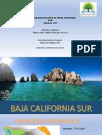 Turismo- Bajacalifornia Sur- 5to b