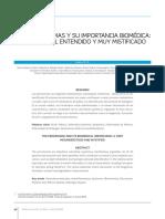 Peroxisomas PDF