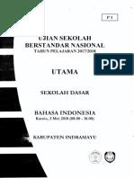 USM Bahasa Indonesia