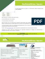 Instructivo Recarga Cartucho HP2600