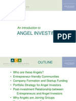 Angel Investing Oct2004