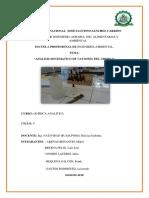 ANALISIS SITEMATICO DE CATIONES DEL GRUPO 1