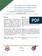 Métodos Tradicionales de Proyección de La Demanda Eléctrica