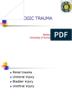 Bst Urologic Trauma