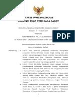 Perda Nomor 4 Tahun 2017 Tentang Tarif Retribusi Pelayanan Kesehatan Di Rumah Sakit Umum Daerah Asy-syifa' Sumbawa Barat