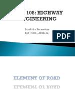 2. Road Element & Traffic Flow