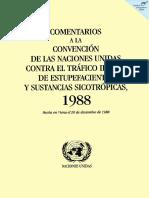 05 - Comentarios a La Convención de Viena Sobre Tráfico de Estupefacientes de 1988.Compressed