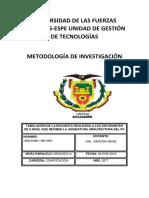 Tabulado de La Encuesta Realizada Al Personal de Estudiantes Del II Nivel