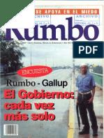 REVISTA RUMBO- 198