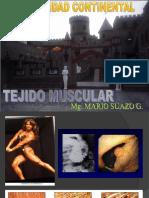 Clase 4 Tejido Muscular
