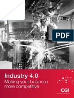 Manufacturing Industry 4 White Paper