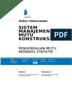 Modul Sistem Manajemen Mutu Konstruksi [TM6] (2)