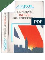 Assimil - El Nuevo Inglés Sin Esfuerzo (Libro PDF)