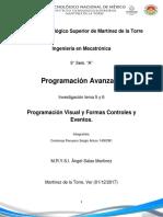 investigacion programacion visual