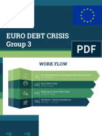 [if Group Assignment] Group 3 - European Debt Crisis