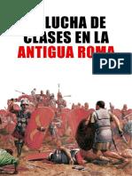 La Lucha de Clases en la Antigua Roma
