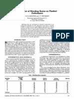 The Effect of Blending Resins on Plastisols Performance