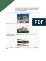 Arquitectura en La Sociedad Moderna
