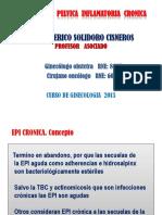 Enfermedad Pelvica Inflamatoria Cronica