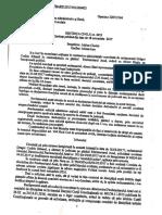 Sentinta Comisie Dragoi Codrin
