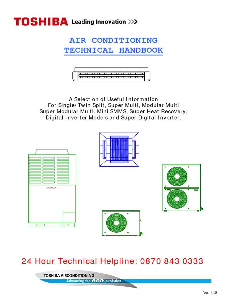 Toshiba Vrf Wiring Diagram Schematic Diagrams 50hm66 Television 1 Heat Pump Refrigeration Vrv