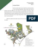 Tugas Elemen Citra Kota (Analisis Siteplan Summarecon Bekasi)