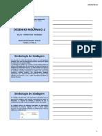 Aula 5 Uniões Fixas - Soldagem.pdf