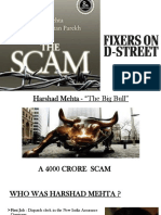 Banking SCAM Ppt