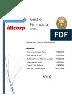 Alicorp - GF