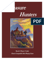 Treasure Hunters OSR