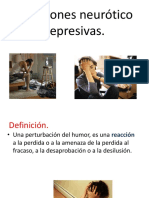 Reaccione..[1] REACCIONES NEUROTICAS DEPRESIVAS