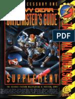 Heavy Gear DP9-103 - Gamemaster's Guide