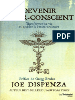 Joe Dispenza - Devenir Super-consci