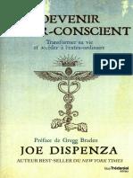 Joe Dispenza - Devenir Super-consci