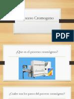 Proceso Cromogeno