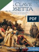 La Clave Rosetta - William Dietrich