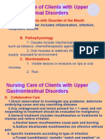UGI Disorders